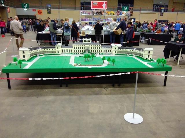 Paleis Soestdijk in LEGO